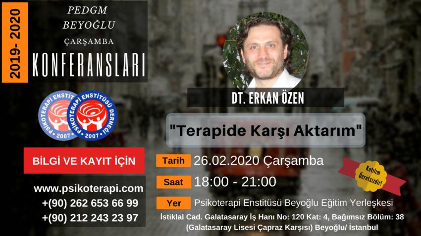 PEDGM_Konferans_Erkan_Ozen_18.12.2019_YKT